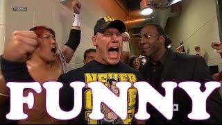 WWE Funny Moments 2014 [HD]