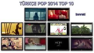 Türkçe Pop Müzik Top 10 - 11 Ağustos 2014 - Turkish Pop MusicPSY - GANGNAM STYLE