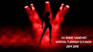 ♫ Türkçe Pop Müzik Mix 2014 - 2015 I Turkish Pop Music ♫ Hareketli Türkçe Pop Remix Dj Emre Sanchez