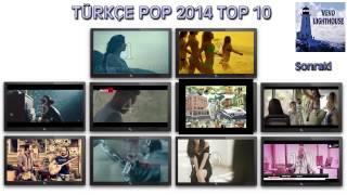 Türkçe Pop Müzik 2014 Top 10 - 23 Ağustos 2014 - Turkish Pop MusicPSY - GANGNAM